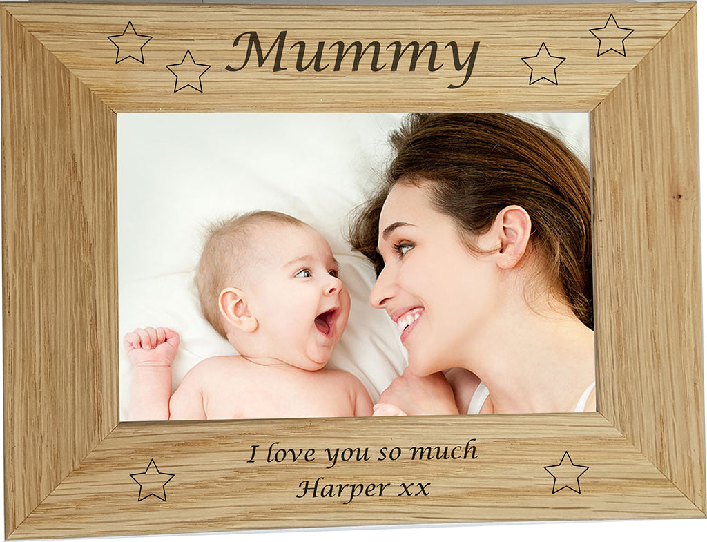 Mother's Day Photo Frame - A Pinch of Love Gifts