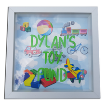 Load image into Gallery viewer, Toy Fund Box - Personalised! - A Pinch of Love Gifts