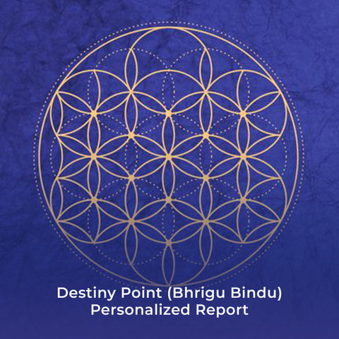Destiny Point (Bhrigu Bindu) Personalized Report