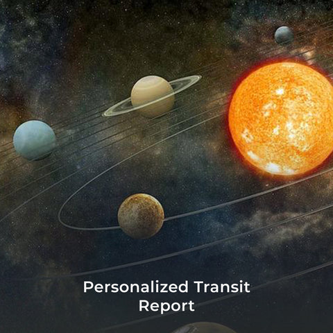 Personalized Transit Report