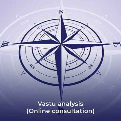 Vastu analysis (Online consultation)