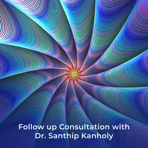 Follow up Consultation with Dr. Santhip Kanholy
