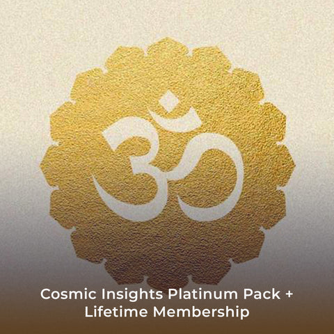 Cosmic Insights Platinum Pack + Lifetime Membership