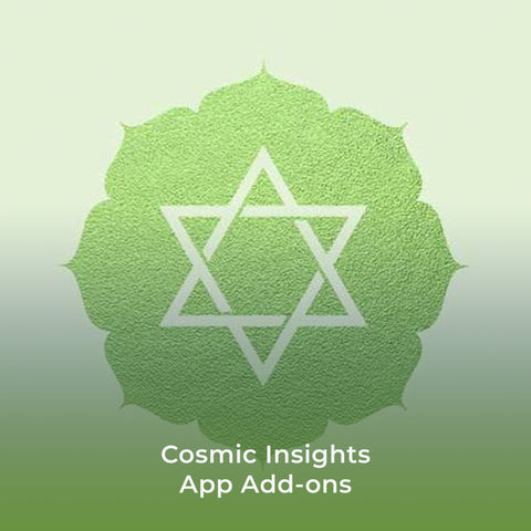 Cosmic Insights App Add-ons