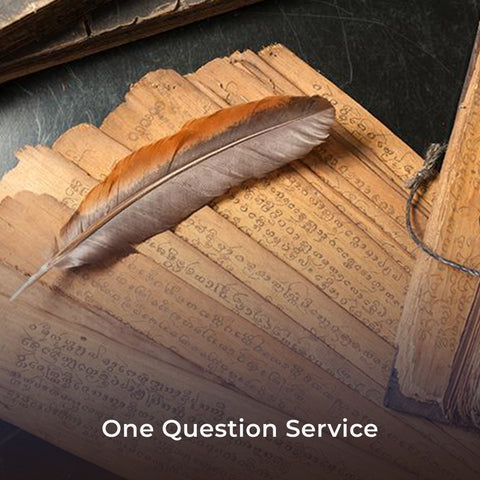 One Question Service