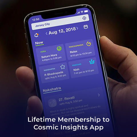 Lifetime Membership to Cosmic Insights App