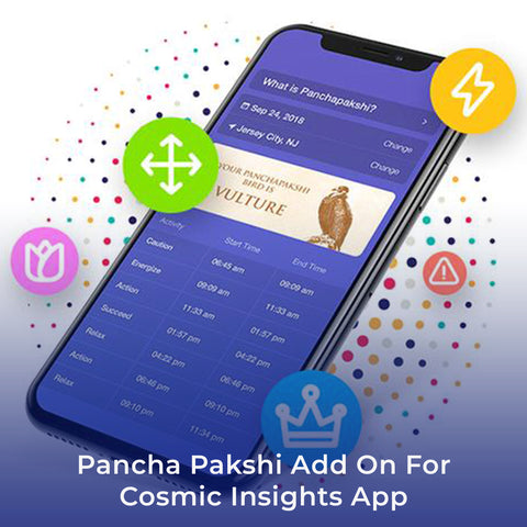 Pancha Pakshi Add On For Cosmic Insights App