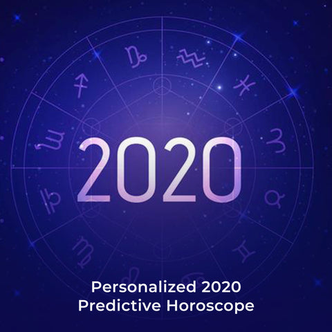 Personalized 2020 Predictive Horoscope