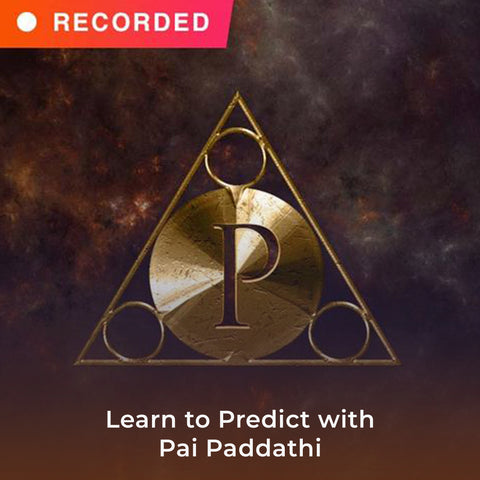 Learn to Predict with Pai Paddathi