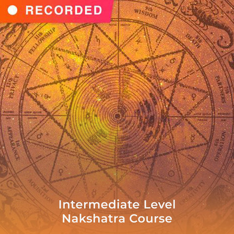 Intermediate Level Nakshatra Course