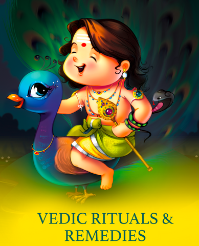 Vedic Rituals & Remedies - E-book