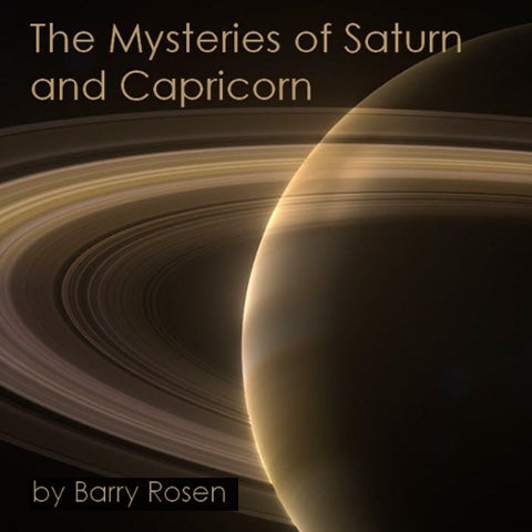 Mysteries of Saturn by Barry Rosen