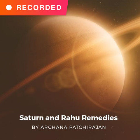 Saturn and Rahu Remedies