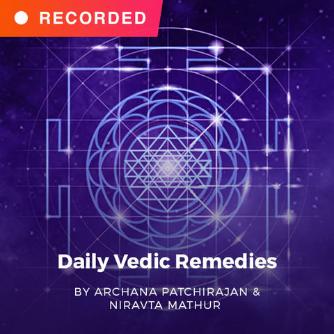 Daily Vedic Remedies