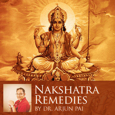Nakshatra Remedies by Dr. Arjun Pai (Ebook)