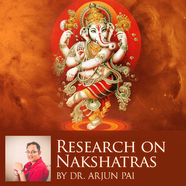 Research on Nakshatras - A Handbook by Dr. Arjun Pai (Ebook)