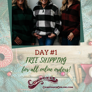 CYBER MONDAY & 12 DAYS OF CHRISTMAS SALES KICK OFF!
