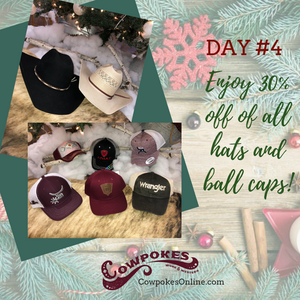 DAY 4 OF OUR 12 DAYS OF CHRISTMAS SALES