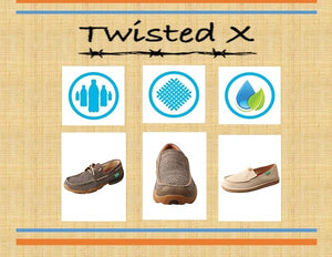 New Twisted X ECO Collection