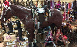 What Kinds of Horse Tack are Necessary for Horseback Riding?
