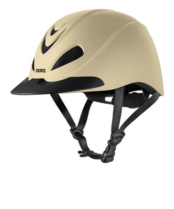 Troxel Liberty Tan Duratec Riding Helmet- Style #04-227