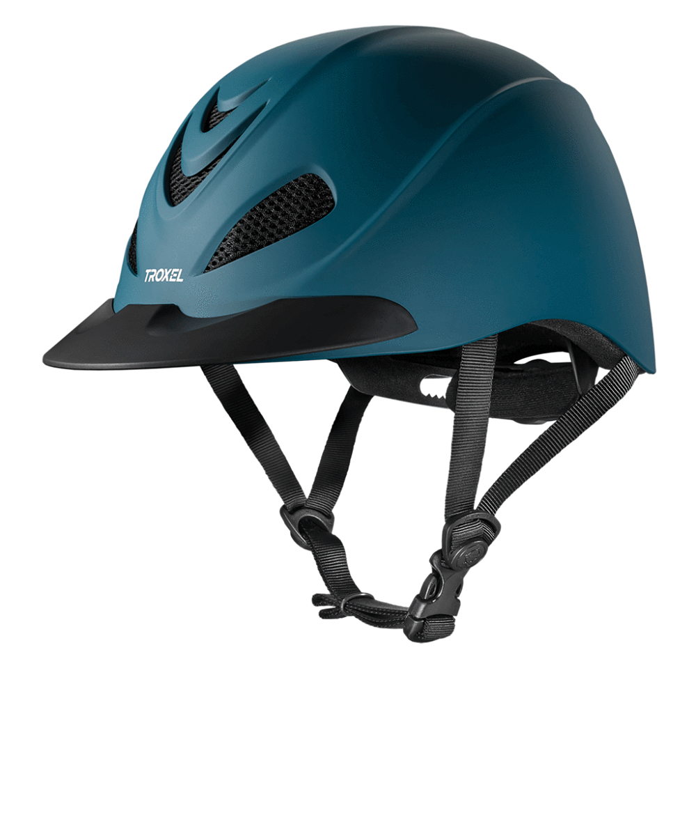 Troxel Liberty Bluestone Duratec Riding Helmet- Style  #04-239
