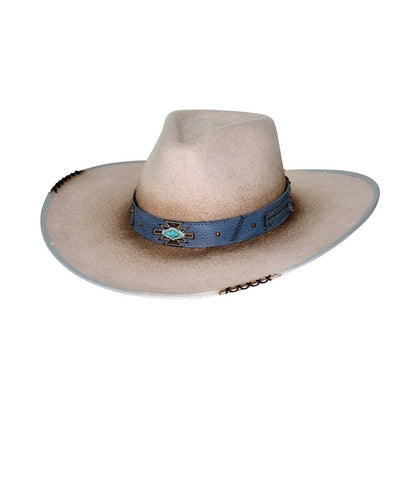 Bullhide Hats Messed Up Silverbelly Wool Hat- Style #0769SB-SILVERBELLY