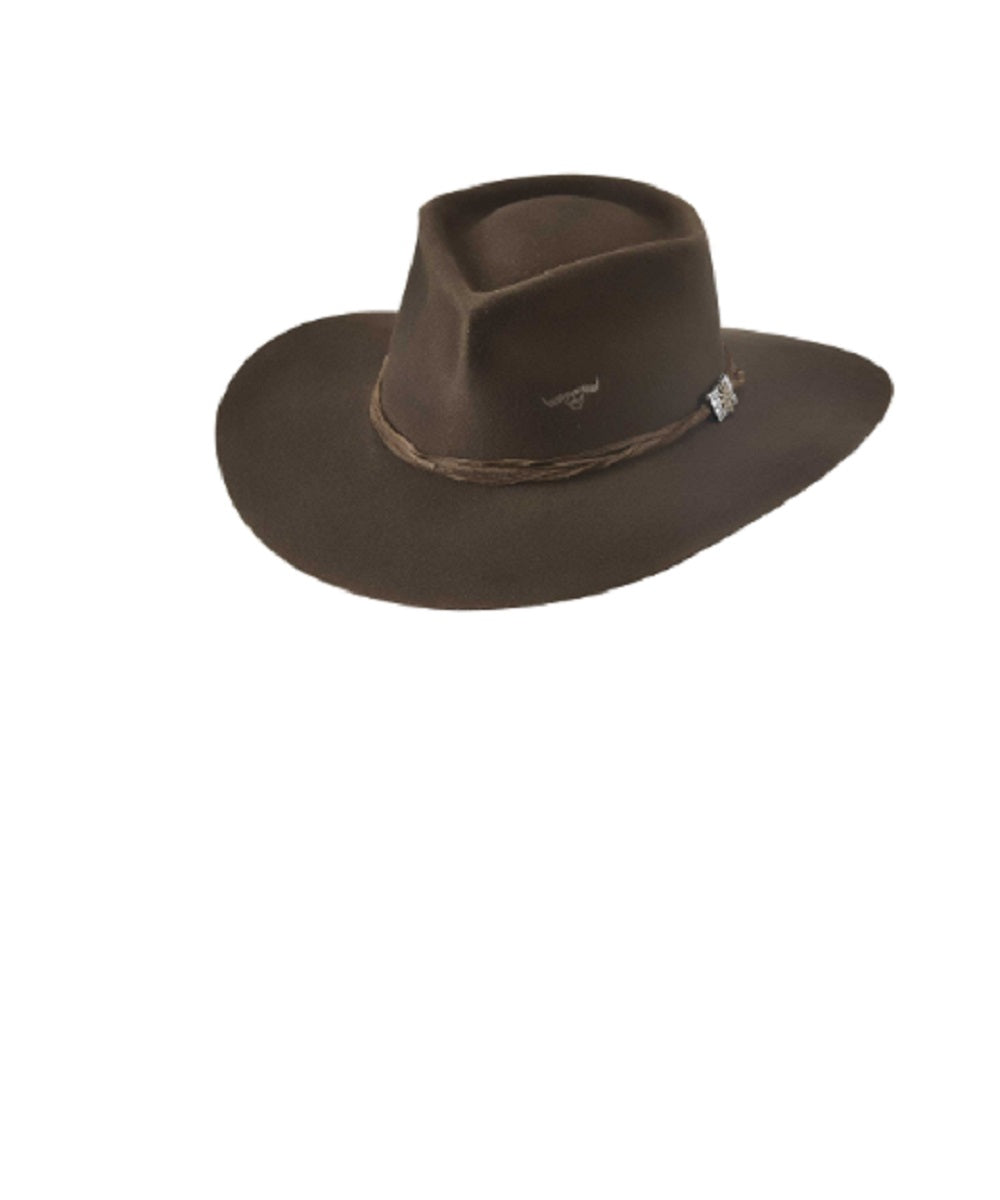 Bullhide Hats Outlaw Trouble Wool Hat- Style #0818CH