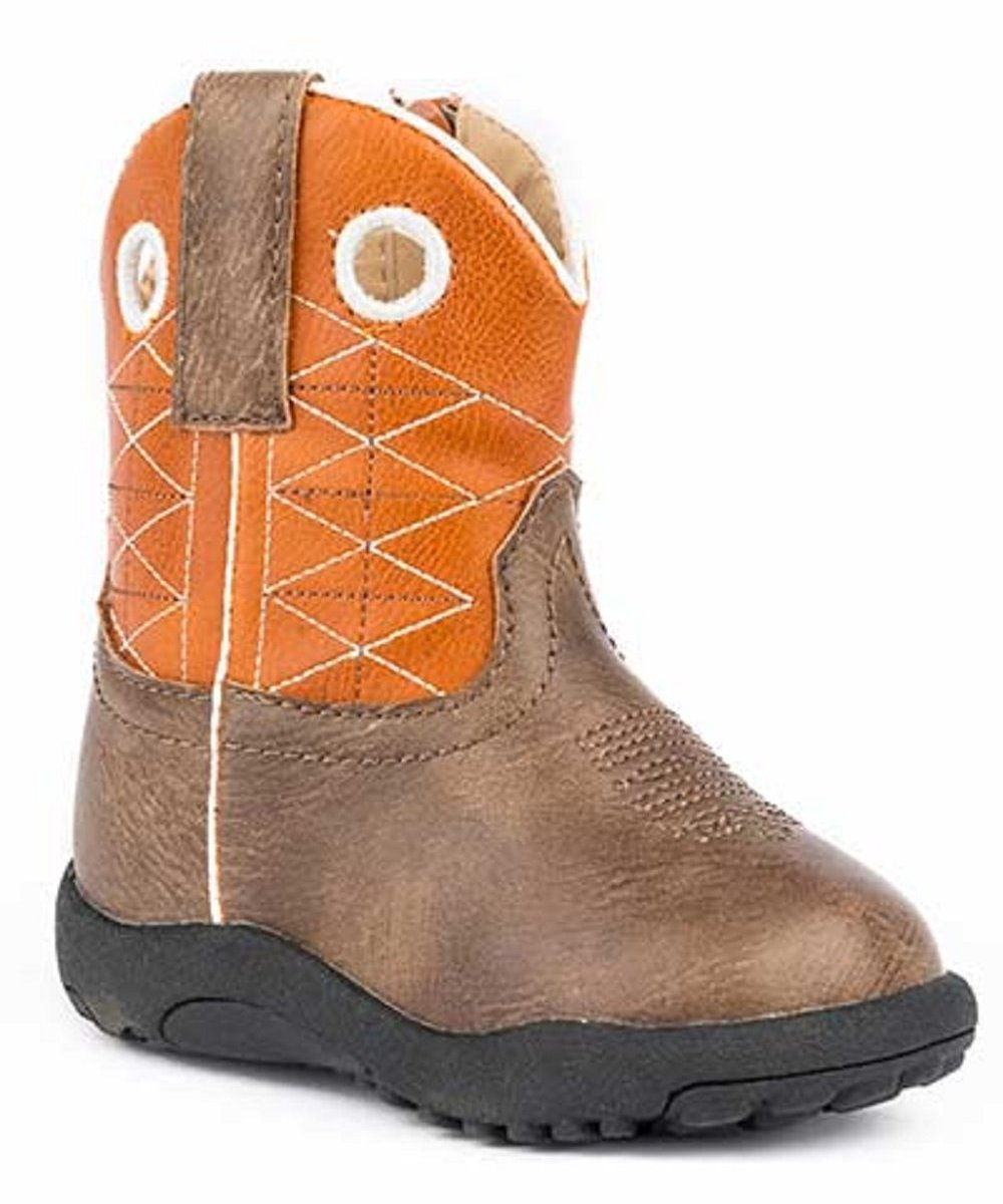 Roper Infant Cowbabies Basic Boot- Style #09-016-1224-2202