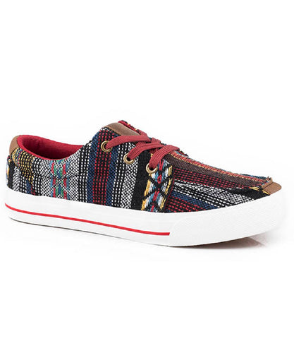 Roper Women's Angel Fire Serape Shoe- Style #09-021-0191-9534