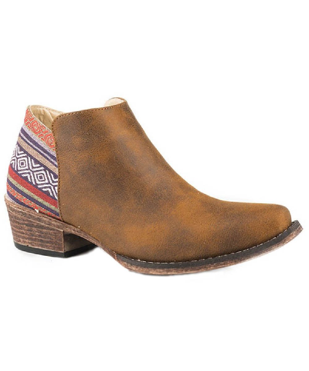Roper Women's Shorty Boot- Style #09-021-1567-1208