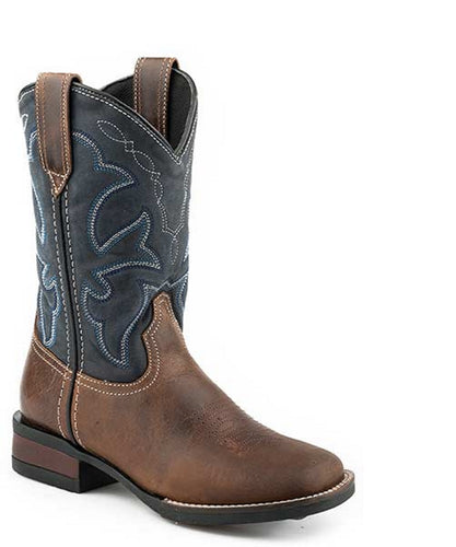 Roper Toddler Monterey Leather Boot- Style #09-018-0911-2409