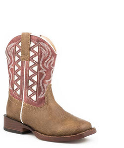Roper Little Kids' Askook Boot- Style #09-018-1902-2155