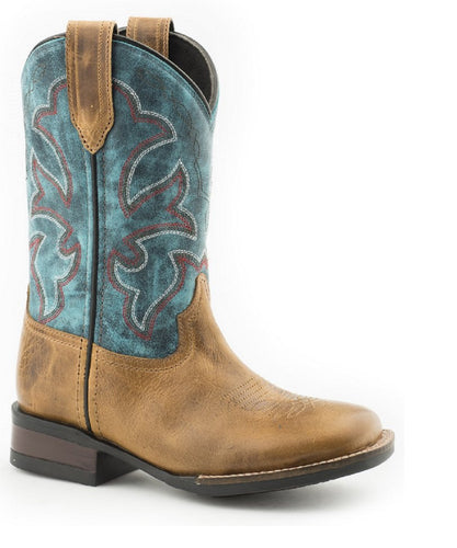 Roper Kids' Lil' Kid Monterey Boot- Style #09-119-0911-0892