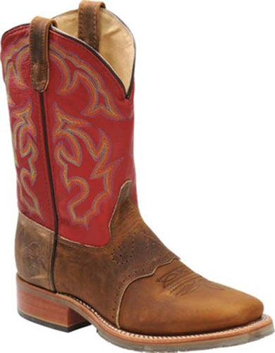 Double H Men's Roper Folklore Boot- Style #DH3556