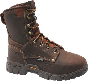 CAROLINA BOOTS MEN'S WATERPROOF COMPOSITE TOE WORK BOOT- STYLE #CA9582
