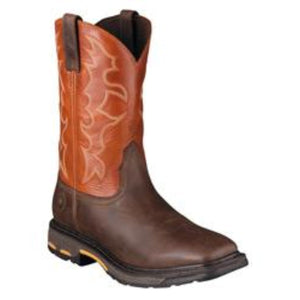 Ariat Men's Square Toe Work Boot- Style # 10005888