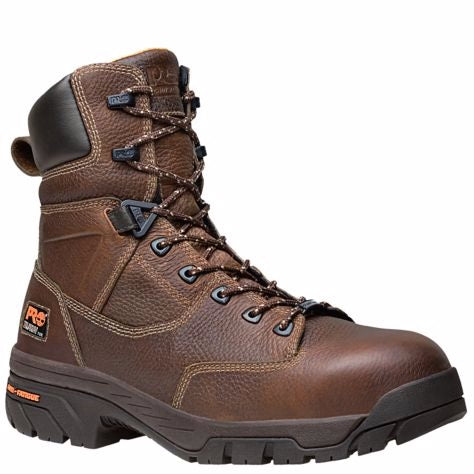 TIMBERLAND MEN'S PRO HELIX  COMPOSITE TOE WORK BOOT- STYLE #87566