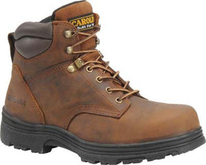 "CAROLINA BOOTS MEN'S WATERPROOF 6"" WORK BOOT- STYLE #CA3026"