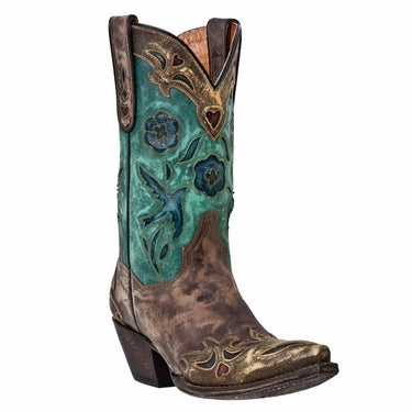 Women's Dan Post Vintage Bluebird Boot- Style #DP3544