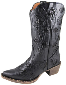 SMOKY MOUNTAIN GIRL'S VICTORIA SEQUIN BOOT- STYLE #1301Y