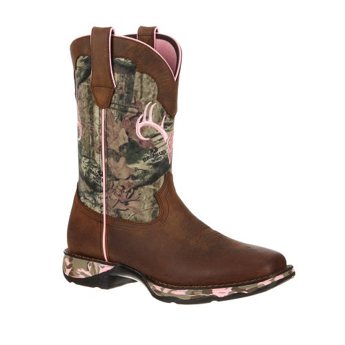 Durango Women's Lady Rebel Camo Boot- Style #DRD0051
