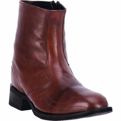 LAREDO MEN'S BROWN HOXIE BOOT- STYLE #62007