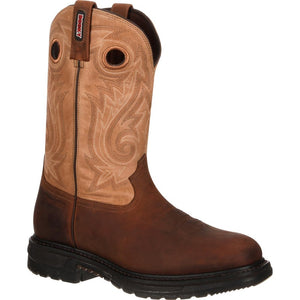 Rocky Men's Original Ride Composite Toe Insulated Western Boot- Style #RKW0134