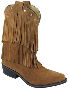 Smoky Mountain Youth Wisteria Fringe Boot- Style #3514Y
