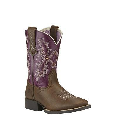 ARIAT YOUTH TOMBSTONE BOOT- STYLE #10015390