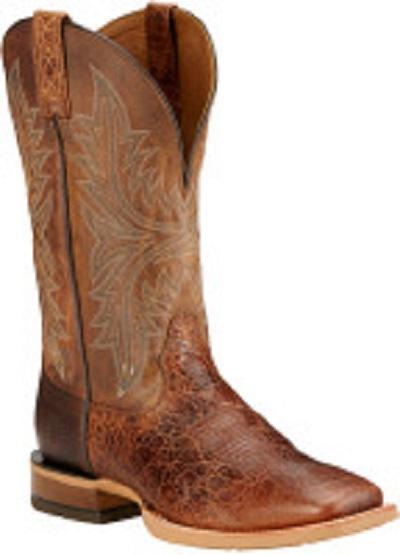 ARIAT MEN'S COWHAND  ADOBE CLAY BOOT- STYLE #10017381