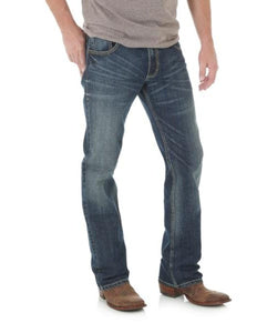 Wrangler Men's Retro Limited Edition Slim Boot Jean- Style #WLT77LY