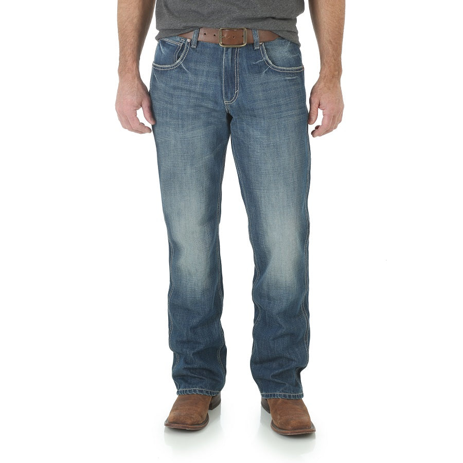 WRANGLER MEN'S RETRO LIMITED EDITION RELAXED BOOT JEAN- STYLE #WLT20GL
