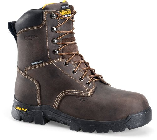 Carolina Men's Insulated Waterproof Composite Toe Work Boot- Style #CA3538